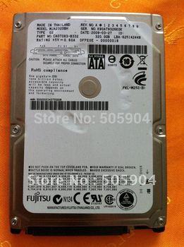 "Para o navio livre MJA2320BH G2 G1 2.5 "" 320 GB 5400 rpm 8 MB Cache SATA 3.0 Gb/s Notebook interno Hard Disk Drive CA07083-B332"