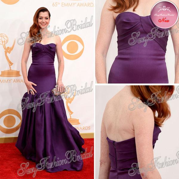 2013 Emmy Awards Alyson Alyson Hannigan 2013 Emmys