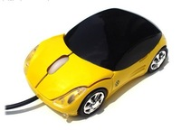 free shipping   Ko-rean version of the Fe-rrari sports car multicolor  mouse computer  1pcs