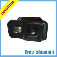 Free shipping--High resolution! CCD effect ! special car rearview camera for  TOYOTA 08-09 Corolla,Vois