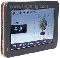 4.3inch GPS Navigation 403, Free Map+4GB TF Card, Bluetooh, Av-In, FM Transmitter