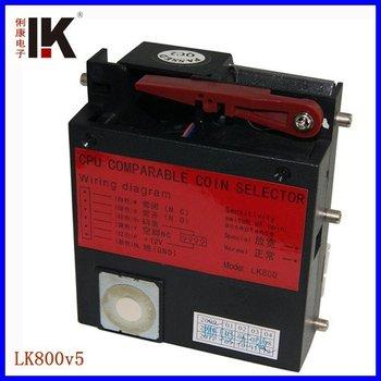 LK800 ver 5 coin selector/ coin acceptor