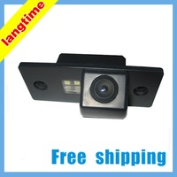 Free shipping--High resolution! CCD effect !special car rearview cameral for volkswagen new Skoda  Fabia
