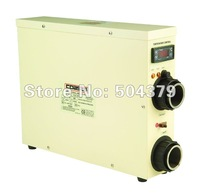 CE vertifed swimming pool  heater 15KW/220V/50/60HZ with excellent reliable working performance