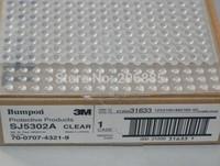 3M Bumpon SJ5302A protective clear silicon rubber dots/top hat shape 3000pcs/carton