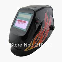Best selling solar auto darkening welding helmet/welding mask with grinding function for the TIG MMA MIG welding machine