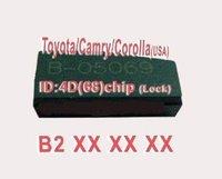 toyota 4d68  transponder chip. ..Locksmith Tools remote key shell
