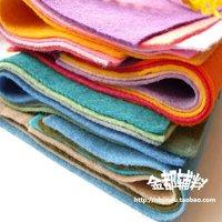 soft felt,acrylic felt,felt,thickness 1.5mm,craft,handmade ,48 different colors ,MOQ IS 46METERS,support small buyer