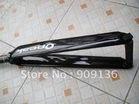 Free Shipping OPEAK American brand 700C ultra-light full carbon fiber road fork (Black 3K carbon pattern)
