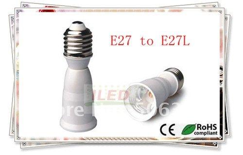 Цоколь лампы ILED 20 CE & RoHS E27 E27 PBT E27 E27 IL-AD-E27 to E27