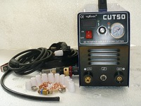 90pcs CONSUMABLES 2012 air plasma cutting machine welding equipment CUT50 free shipping