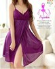 Free Shipping Wholesale Sexy Costumes Purple Cardigan Costume Sex women&#39;s lingerie 100% stand new Factory price
