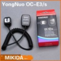 1m E-TTL off Camera Flash Shoe Sync Cord Cable for canon OC-E3/s 40D/50D/5D/7D
