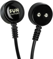 Attactive price! Fun Factory Magnetic Plug - Click and Charge /High-tech massage stick S18