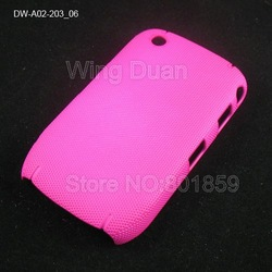 Dream mesh Hard back Case Cover For Blackberry 8520 100pieces/lot free shipping via EMS/DHL Carven Dream Net Mesh case 8520 case(China (Mainland))