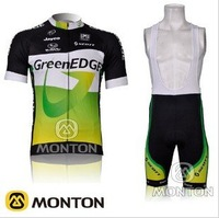 Free Shipping!! 2012  Tour de France  Pro team short sleeve cycling  jersey and bib shorts set/bicycle clothing