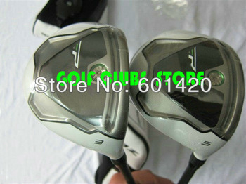 Rocketballz golf fairway wood golf wood 3# and 5# with graphite shaft R or S flex free headcover+freeshipping