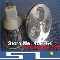 Dimmable LED Spot light, Bulb MR16,GU10,E27 base, high brightness LED Lamp Save Power 3W ,Warm white/Cold White,20pcs/Lot