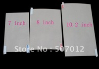 Free Shipping 25pcs/lot Screen Protector for 7inch ,8 inch,10 inch Tablet PC