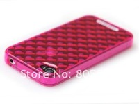 Soft TPU Crystal case for iphone 4s 4g