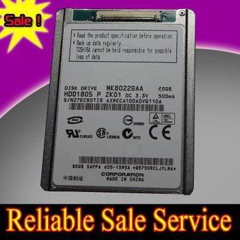 "mk8022gaa 80GB hard driver for iPod classic 80GB 1.8"" HDD"