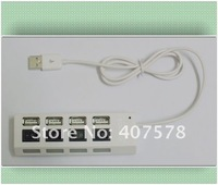 USB2.0 high speed  HUB/4port HUB/USB2.0 HUB/independent switch HUB