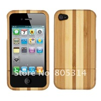 Genuine Bamboo case for iphone 4s 4g