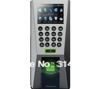 TCP/IP F18+IC  Fingerprint & IC Card (13.56MHz) Card Time Attendance and Access Control Terminal