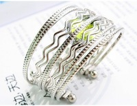 Hot Top selling items hot style wholesale Jewelry Bangle bracelet wrist fashion watch Women's watch Ladies