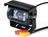 WATERPROOF 18 IR LED NIGHT VISION CAR REAR VIEW REVERSE PARKING BACKUP CAMERA FOR TRUCK BUS CARAVAN
