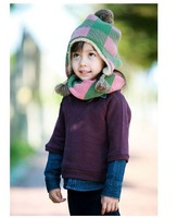 Hot Sale free shipping  kids girls Baby scarf, Children's muffler autumn and winter New Fashion scarf 4 colors 20/lot