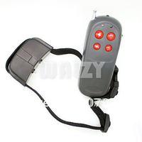 * * 10pcs/lot--Remote Control No Anti Bark Dog Training Shock Collar 4 in 1