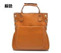 Handbag Hot sale+Free Shipping Lady's Fashion Handbag; 2012 new messenger fashion bag wholesale and retail Promotion!!