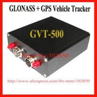 Car GPS tracker,Glonass+GPS Vehicle tracker GVT-500,  (GLONASS+ GPS),RS-232 interface