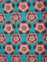 6 Yards Cotton African Fabric Diamond Super Nice Fabric wd110204-1