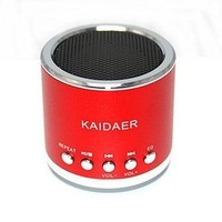 [Feburary]hot sale Wholesale Mini subwoofer Stereo Heavy Bass Speakers TF card\MP3\USB Player Speakers