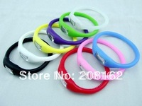 Anion Fashion Wrist sport Watches Vacuum  Silicone Watch opp bag (mix order 10 usd)