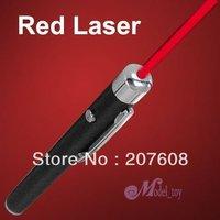 10pcs/lot * New Powerful Red Laser Pointer Pen Beam Light 5mW