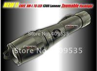 New model, Free shipping, 5pcs/lot,UniqueFire UF-V11 CREE XML T6 1300 Lumens 5-Mode Led Flashlight Torch