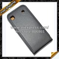 Galaxy S i9000  Real leather cover, Flip Genuine Leather Case for Samsung Galaxy S i9000 by DHL Free shipping