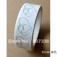 Shipping Free,colorful printing washi masking tape,printing washi tape,15mm x 10m