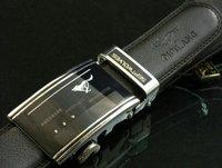 100% genuine leather belt,men's waist belt ,China brand spetwolves,mens belt,black, wholesale from 10pcs,Support For Mixed Batch