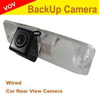 Night Vision Car Reverse Rear View Backup camera 1pcs/lot for Hyundai Santa Fe 2006-2009