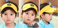 baby kids star baseball caps hats  visors cricket cap free shipping