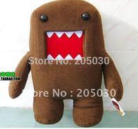 new plush toys DOMO kun stuffed toys 18cm size soft animal toys  10pcs/lot