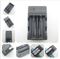 2 slots 14500 ( AA ) li-ion lithium LiFePO4 rechargeable battery fast charger