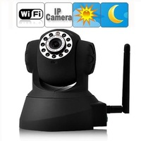 Wireless and Wired IP Security Camera Support IR Filter Motion Detection Support Mobile View