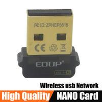 Wireless USB Network Adapter Wifi NANO Card 802.11n EDUP