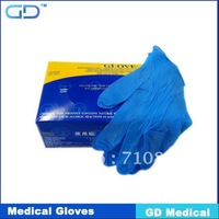 CE certificate nitrile gloves AQL1.5 size M 4G FERR SHIPPING