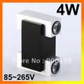 4W LED Porch light Wall Lamp Light 85V-265V +free shipping